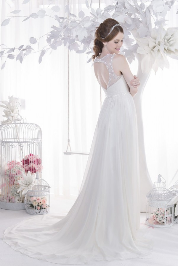 Sweet heart wedding dress