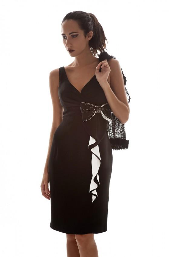 Tri-acetate luxury occasion wear